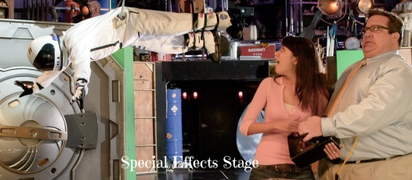 Special Effects Stage